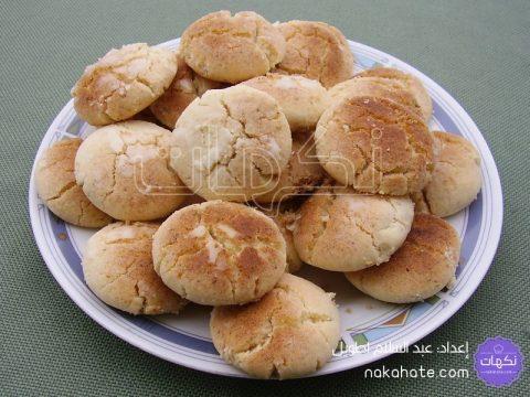 الحلوى البهلة بجوز الهند (الكوك)