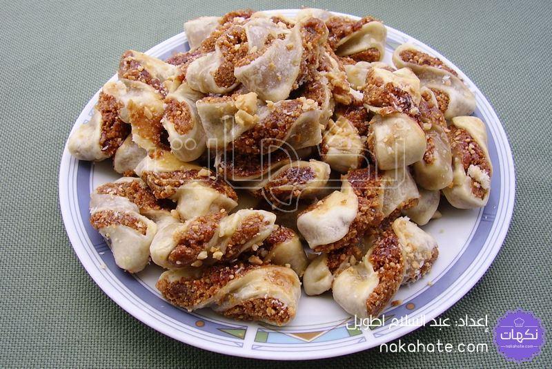 شكل آخر لحلوى الفول السوداني